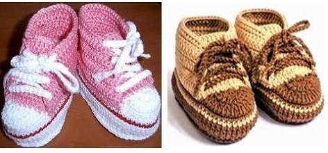 Zapatillas deportivas tejidas