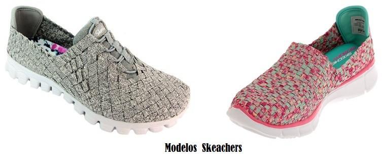 Modelos SKEACHERS