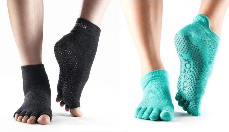 Calcetines antideslizantes deportivos