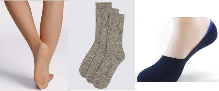 Medias, calcetines y plantillas antideslizantes