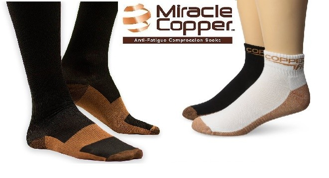 calcetines Miracle Copper