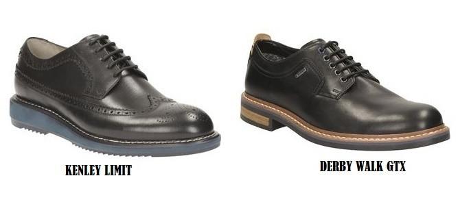 Zapatos de vestir Clarks