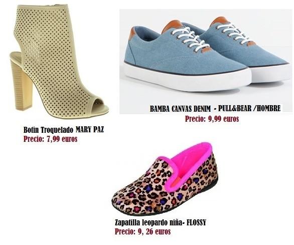 Zapatos Españoles al mejor precio