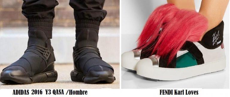 Zapatillas deportivas feas