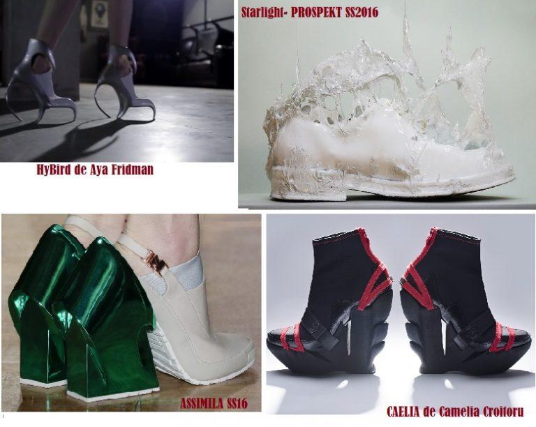 Zapatos Feos de Museo