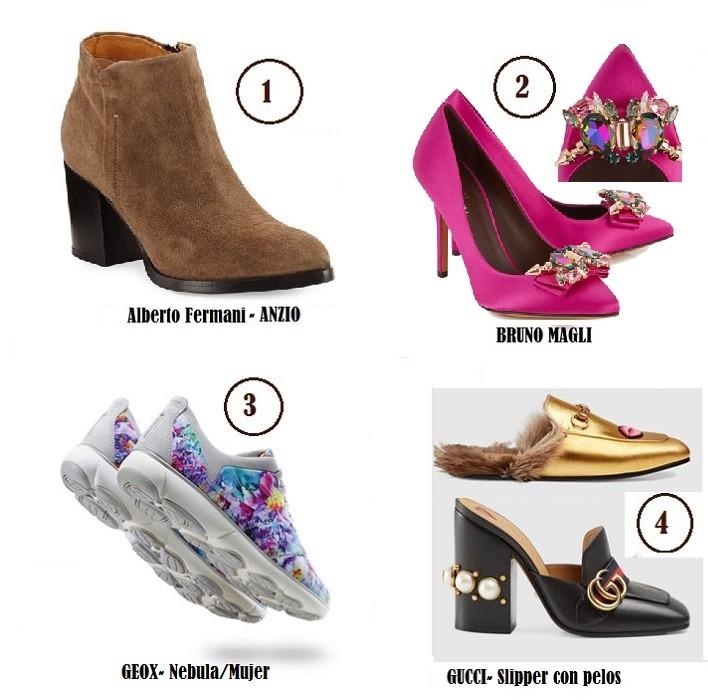 ac2b3bff4 Zapatos ITALIANOS de mujer  Los 10 diseños más vendidos