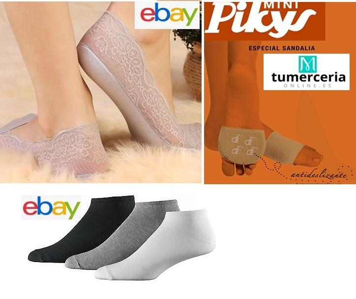ebay y sus subasta de calcetines