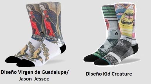 Diseños de calcetines STANCE