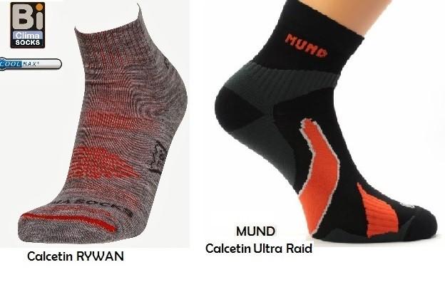 Calcetines RYWAM y MUND