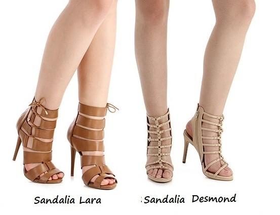 Sandalias brasileñas