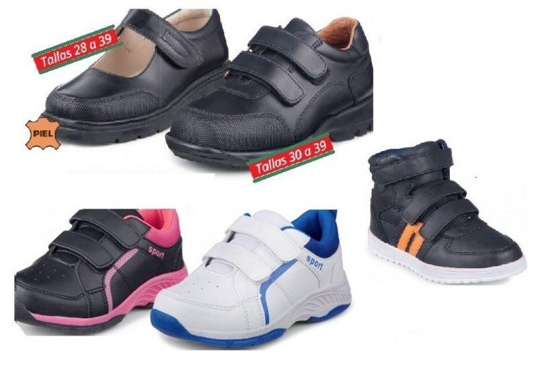 Zapatos ALCAMPO con sus ofertas del mes