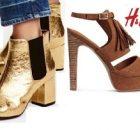 H&M zapatos de mujer