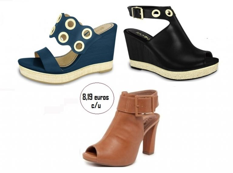 Sandalas Plataforma o tipo Botín