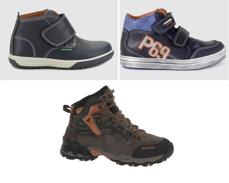 Zapatillas de calidad para caminar