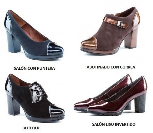 Zapatos de mujer PITILLOS