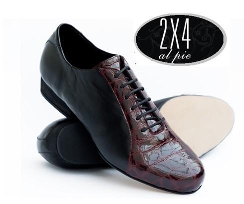 Zapato 2x4 Al Pie- Hombre