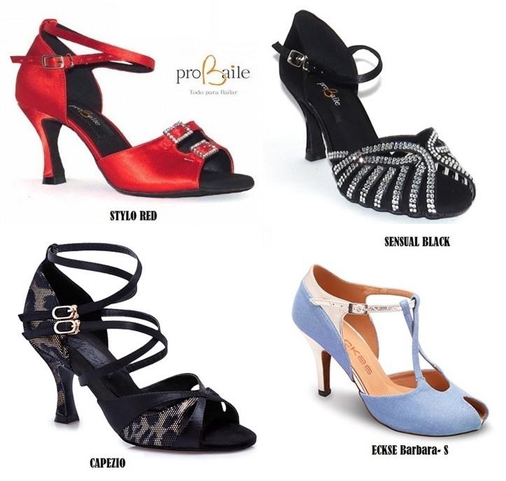 Zapatos europeos de mujer