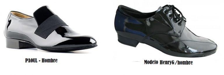 Zapatos de baile para hombres