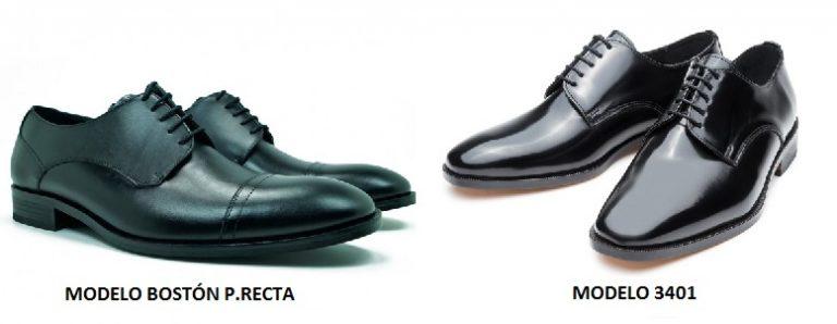Modelos de Calzado Castellano
