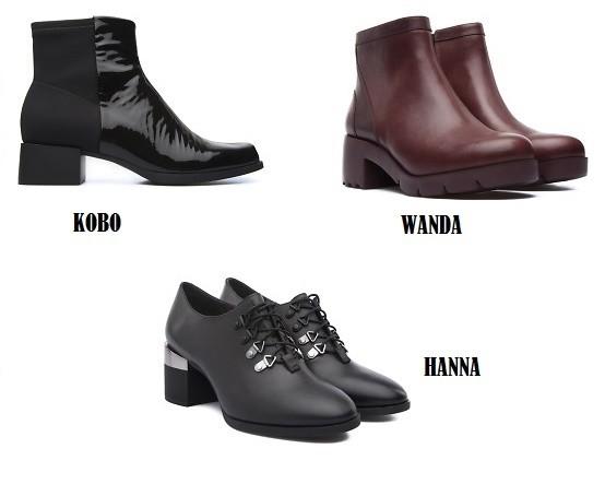 Botines y zapatos CAMPER