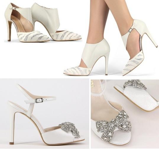 Nueva colección zapatos de novia