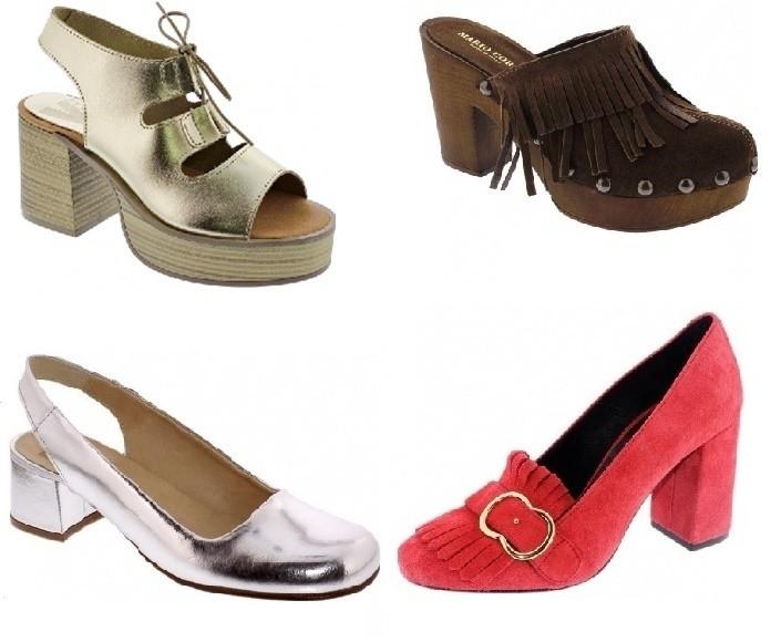 Zapatos VAS Mujer