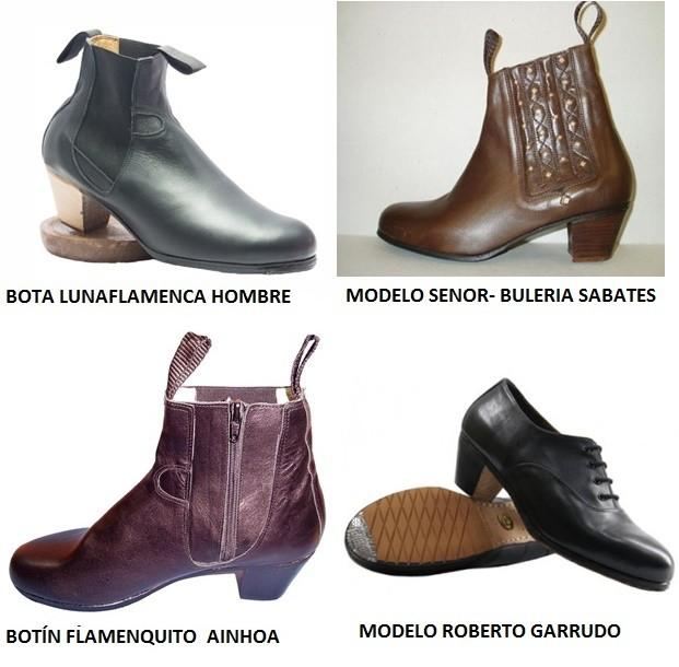 Botas y zapatos de hombre