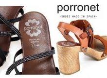 Porronet Sandalias nuevos diseños