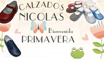 915c294a0dd Calzado NICOLÁS  Catálogo de precios y modelos  2019 zapatos de moda