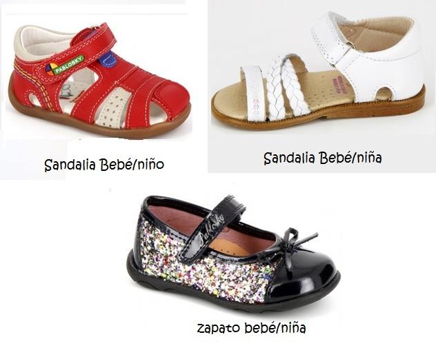 Zapatos y sandalias Pablosky
