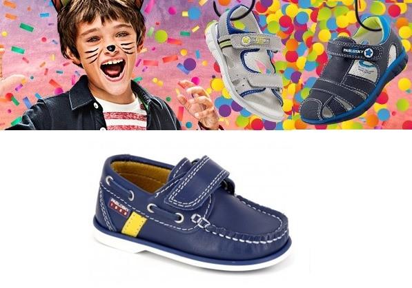 Zapato sport para niños