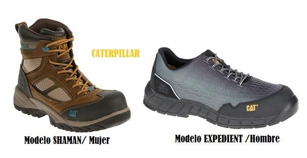 Zapato de seguridad CATERPILLAR