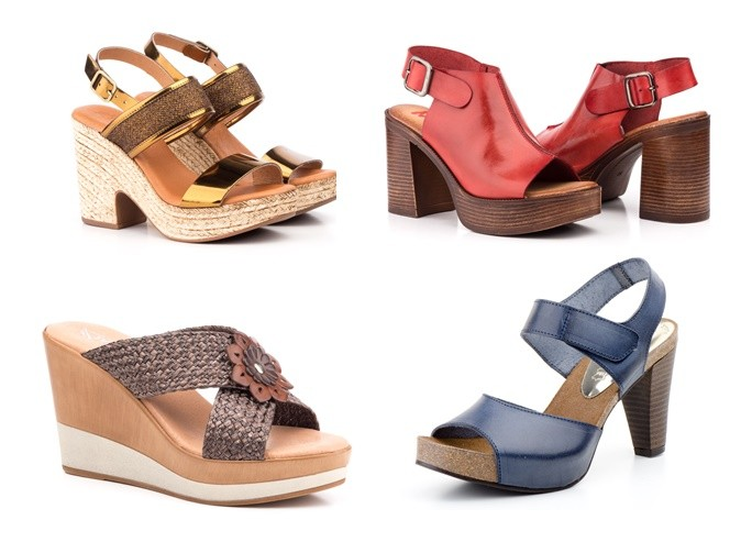 Sandalias de tacón JAM