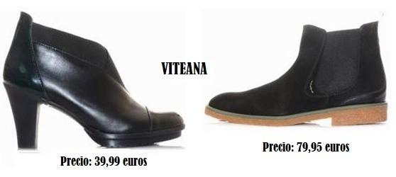 Zapatos VITEANA