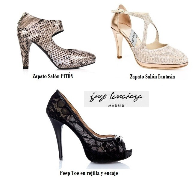 Zapatos Jorge Larrañaga