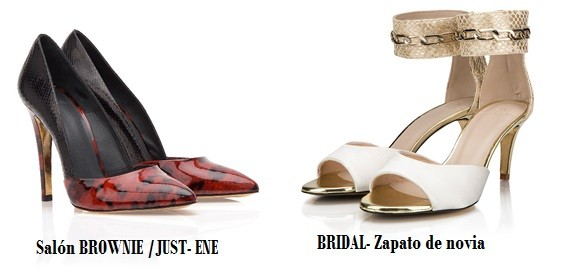 Zapatos JUST-ENE
