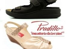 Sandalias para plantillas