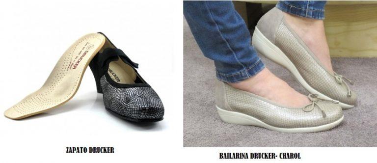 Diseños zapatos DRUCKER