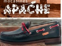 Mocasines APACHE