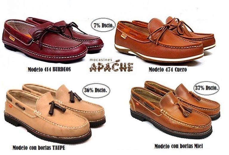 Ofertas Mocasines Apache