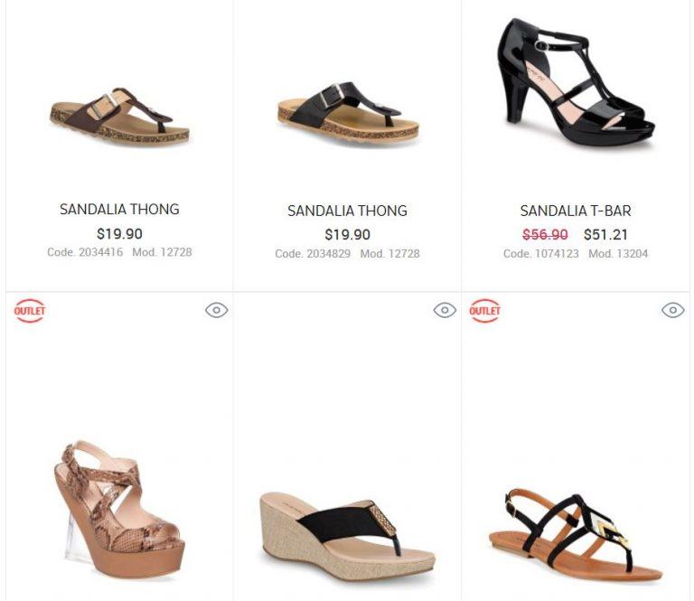 Zapatos para MUJER Andrea (Colección primavera - verano)  2019 ... 1f3b0ebed749a