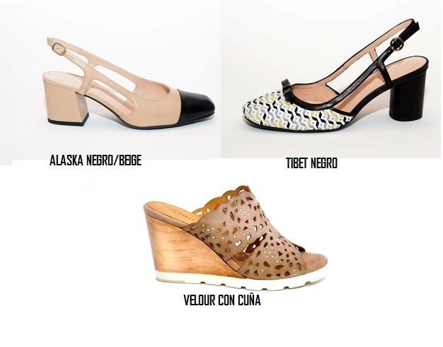 Zapatos destalonados PATRICIA