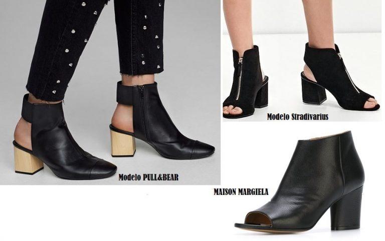 Abotinados de moda