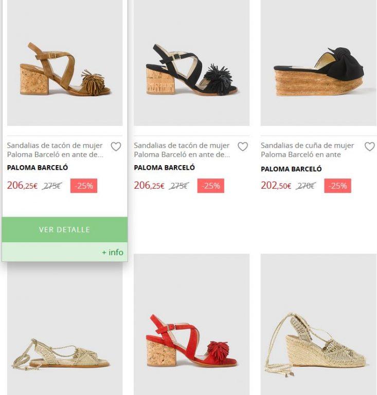zapatos de lujo el corte ingles