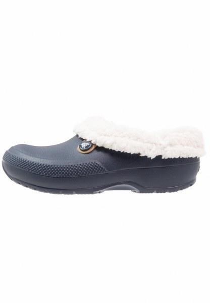 zuecos Crocs para el invierno